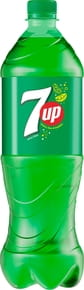 7UP Gaz 1000ml PET